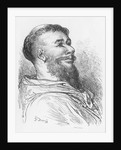 Brother Jean des Entommeurs by Gustave Dore