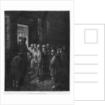 A house of refuge by engraved by Paul Jonnard-Pacel (d.1902) Paris