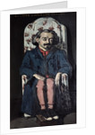 Achille Emperaire by Paul Cezanne