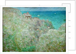 Cliffs at Varengeville by Claude Monet