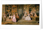 The Gersaint Shop Sign by Jean Antoine Watteau