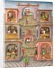 The Professions by Cristoforo De Predis