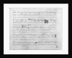 Waltz in F minor, Opus 70, Number 2 by Frederic Chopin