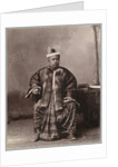 Burmese magistrate by English Photographer