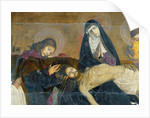 The Avignon Pieta by Enguerrand Quarton