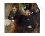 Jeantaud, Linet and Laine by Edgar Degas