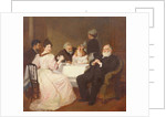 Family Reunion at the Home of Madame Adolphe Brisson, 1893 by Marcel Andre Baschet
