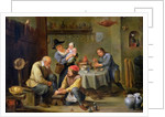 Surgeon Tending the Foot of an Old Man by David the Younger Teniers