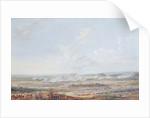 The Battle of Rocoux by Louis Nicolas van Blarenberghe