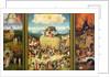 Haywain by Hieronymus Bosch