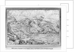 Alpine landscape by Pieter Bruegel the Elder
