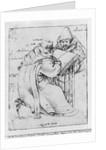Two Rabbis by Pieter Bruegel the Elder