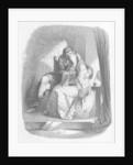 Heloise and Abelard kissing by Jean Francois Gigoux
