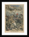 Ambush at Abir-Taouil, death of Captain Fiegenschuh by French School