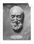 Death mask of Henry IV of France by French School