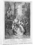 The Family by Jean Antoine Watteau