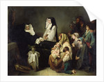 Death of a Sister of Charity by Isidore Pils