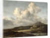 Sunny Landscape by Jacob Isaaksz. or Isaacksz. van Ruisdael