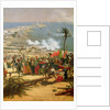 The Battle of Aboukir by Louis Lejeune