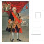 Manuel de Amat y Juniet by Pedro Jose Diaz