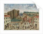 The Siege of the Bastille by Claude Cholat