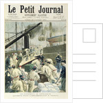 Front page of the illustrated supplement of 'Le Petit Journal' by Fortune Louis Meaulle
