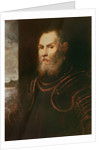 Portrait of an Admiral by Tintoretto