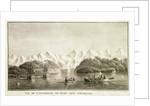 Le Port des Francais, Alaska by Lieutenant Blondela