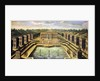 The Chateau and Pavilions at Marly from the perspective of the gardens, early eighteenth century by French School