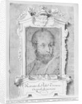 Portrait of a man presumed to be Veronese (Paolo Caliari) by Italian School