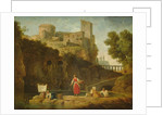 View of Italy by Claude Joseph Vernet