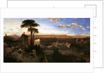 Rome, twilight by David Roberts