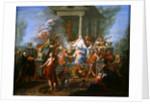 The Sacrifice of Iphigenia by Jacques Ignatius de Roore