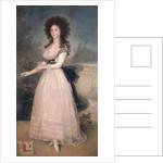 Dona Tadea Arias de Enriquez by Francisco Jose de Goya y Lucientes