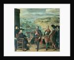 The Defence of Cadiz against the English by Francisco de Zurbaran