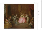 Before the Ball by Nicolas Lancret