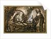 The Benediction of Isaac by Rembrandt Harmensz. van Rijn