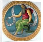King David by Pietro Perugino