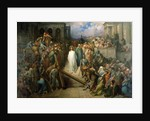Christ Leaves his Trial by Gustave Dore