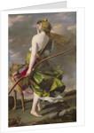 Diana the Hunter by Orazio Gentileschi