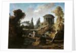The Cascades at Tivoli by Hubert Robert