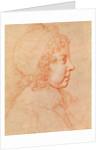 Portrait of Louis XIV as a child by Philippe de Champaigne