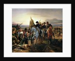 The Battle of Friedland by Emile Jean Horace Vernet