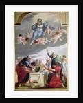 Assumption of the Virgin by Laurent de La Hyre
