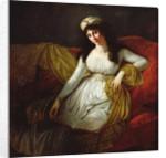 Portrait of Madame Favrega by Baron Antoine Jean Gros