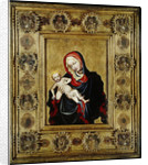 Madonna of Saint-Guy by Czech School