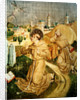 Saint Francis Receiving the Stigmata by Master Z. R.