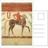 Horseman, left hand side by Etruscan