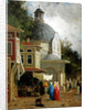 Constantinople, view of the Brutus column by Fabius Brest