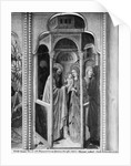 Cycle of the Life of the Virgin, Presentation of Jesus at the Temple by Giovanni Francesco da Rimini